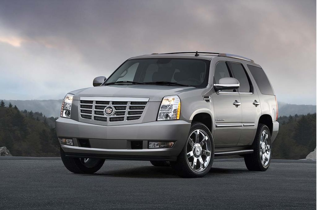 2008 Cadillac Escalade Review Ratings Specs Prices And Photos The Car Connection