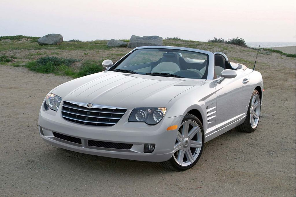 New And Used Chrysler Crossfire Prices Photos Reviews Specs The Car Connection