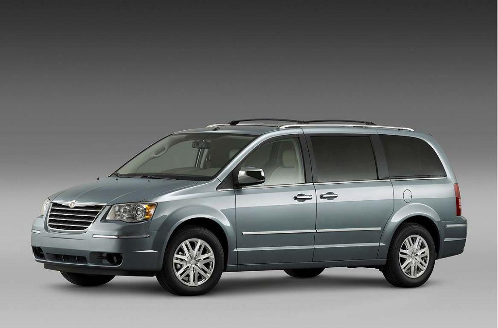 2008 Chrysler Town & Country, Voyager, Dodge Grand Caravan: Recall Alert