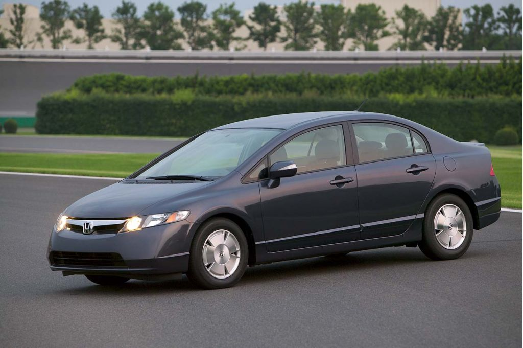 2008 Honda Civic Hybrid Review Ratings Specs Prices And Photos The Car Connection