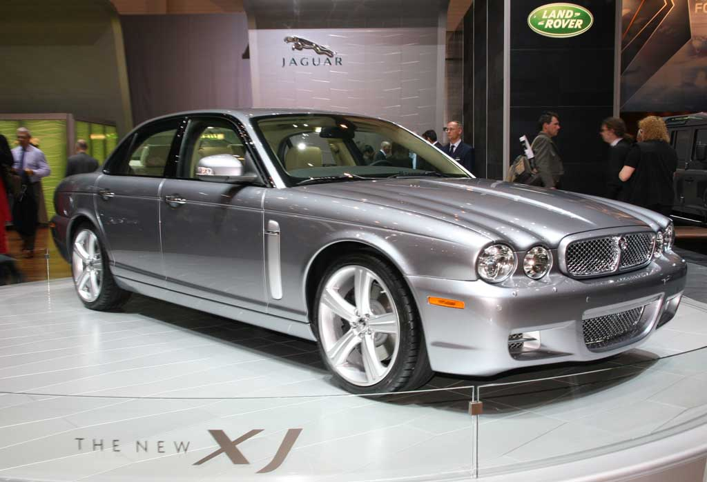 Jaguar Tweaks XJ; More to Come