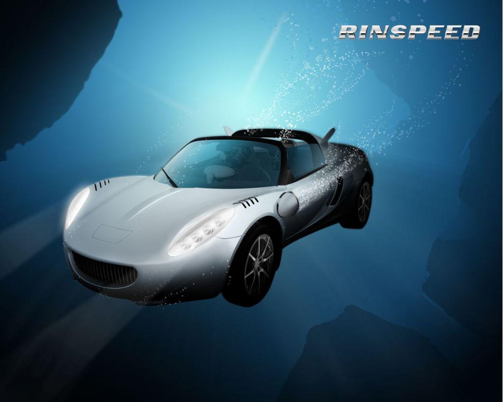 2008 Rinspeed sQuba Concept