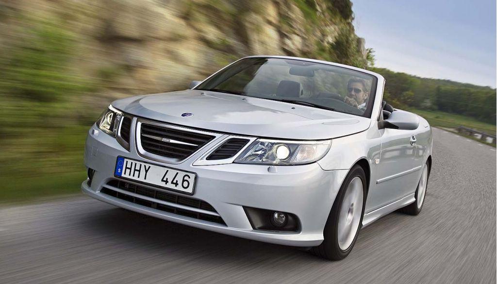 2008 Saab 9-3 Convertible