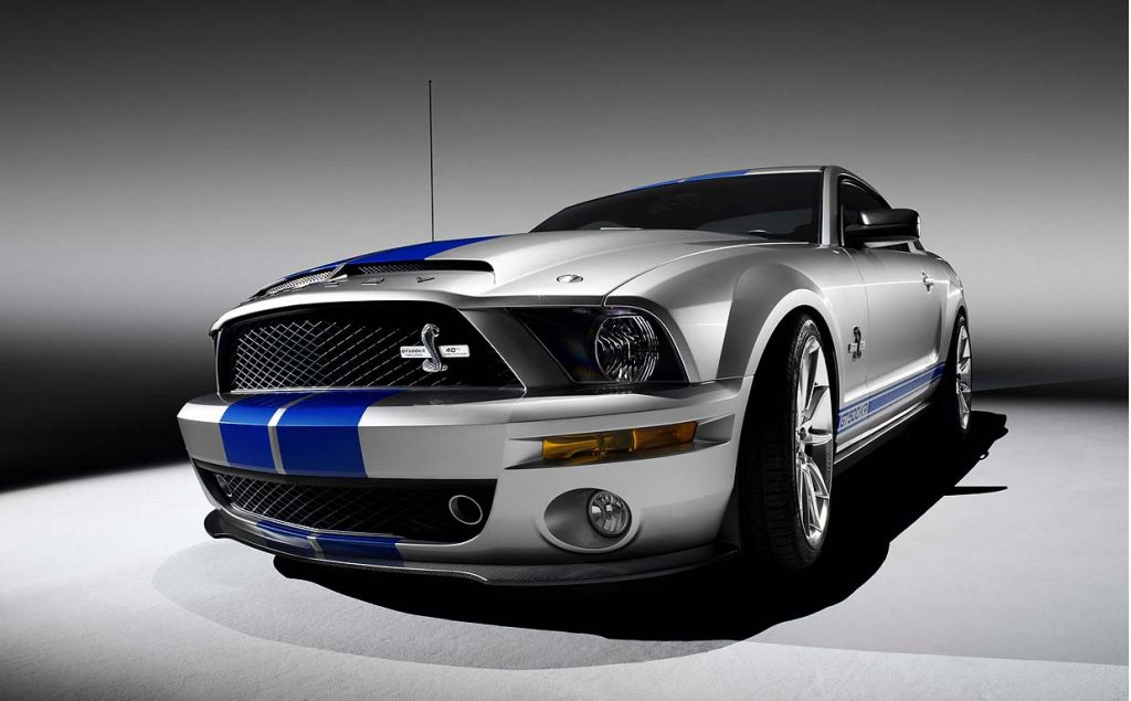 2008 Shelby GT500KR, New York Auto Show