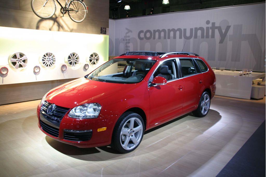 2008 Volkswagen Jetta Wagon