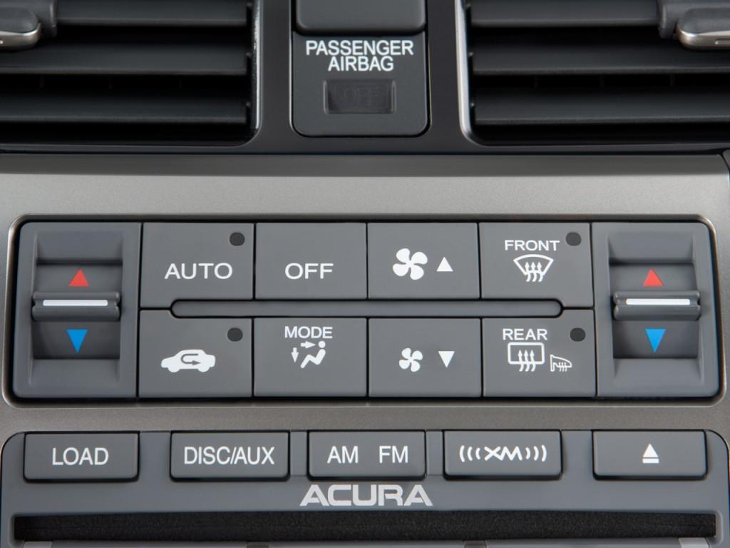 Image: 2009 Acura RL 4-door Sedan Tech/CMBS w/PAX (Natl ...