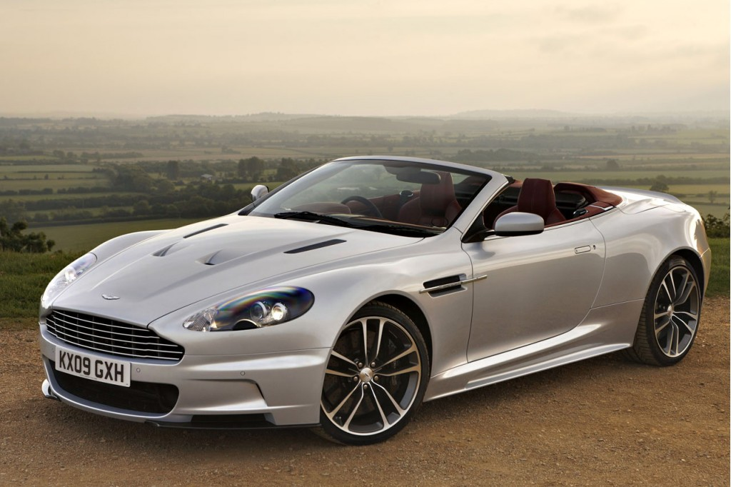Preview 2010 Aston Martin Dbs Volante