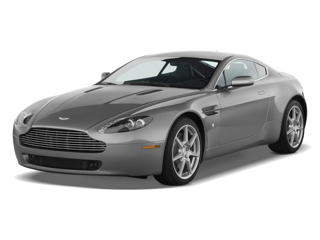 2009 Aston Martin Vantage Review, Ratings, Specs, Prices, And Photos   The  Car Connection