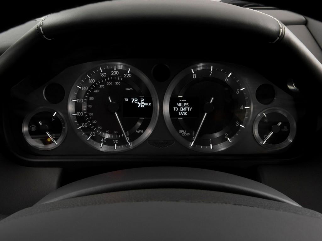 Image 2009 Aston Martin Vantage 2 Door Coupe Man