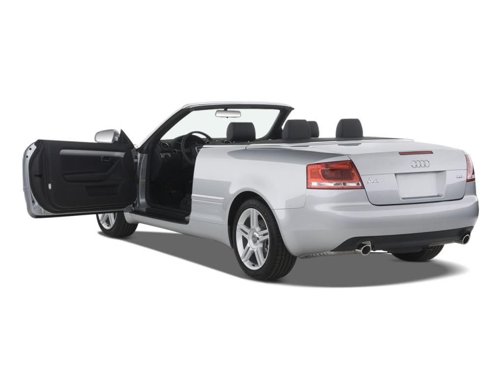 Image 2009 Audi A4 2 Door Cabriolet Auto 2 0t Quattro Ltd Avail Open Doors Size 1024 X 768