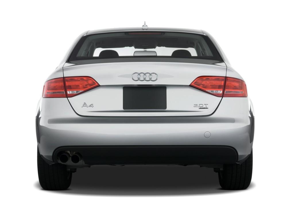 Image 2009 Audi A4 4 Door Sedan Auto 2 0t Quattro Prem