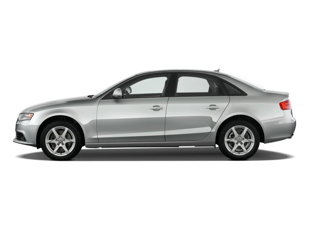 Image: 2009 Audi A4 4-door Sedan Auto 2.0T quattro Prem ...