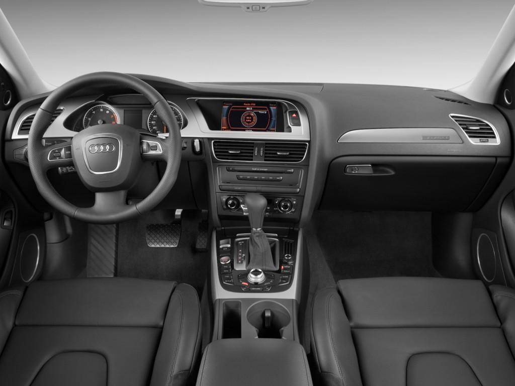 Image 2009 Audi A4 4 Door Wagon Auto 2 0t Quattro