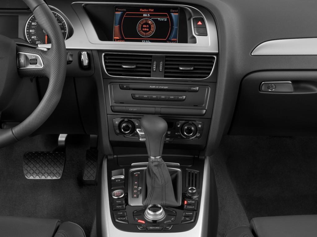 image 2009 audi a4 4 door wagon auto 2 0t quattro prestige instrument panel size 1024 x 768. Black Bedroom Furniture Sets. Home Design Ideas