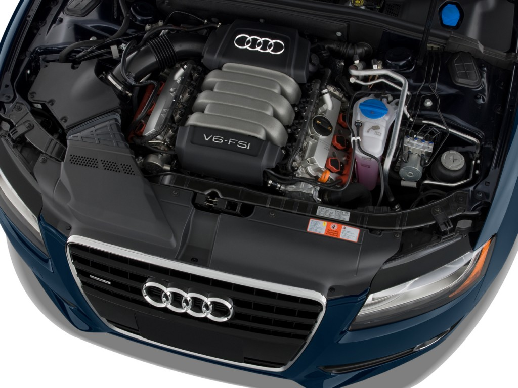 Image: 2009 Audi A5 2-door Coupe Auto Engine, size: 1024 x ...
