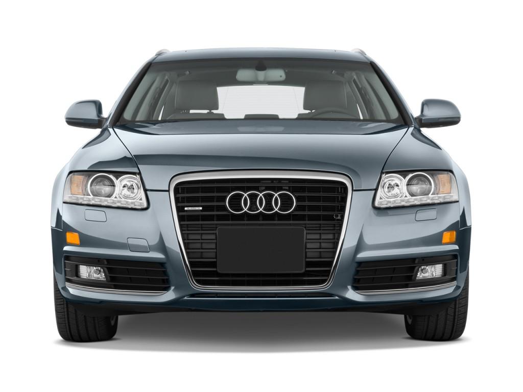 image 2009 audi a6 4 door avant wagon 3 0l quattro prestige front exterior view size 1024 x. Black Bedroom Furniture Sets. Home Design Ideas
