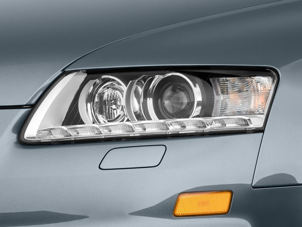 Image: 2009 Audi A6 4-door Avant Wagon 3.0L quattro ...
