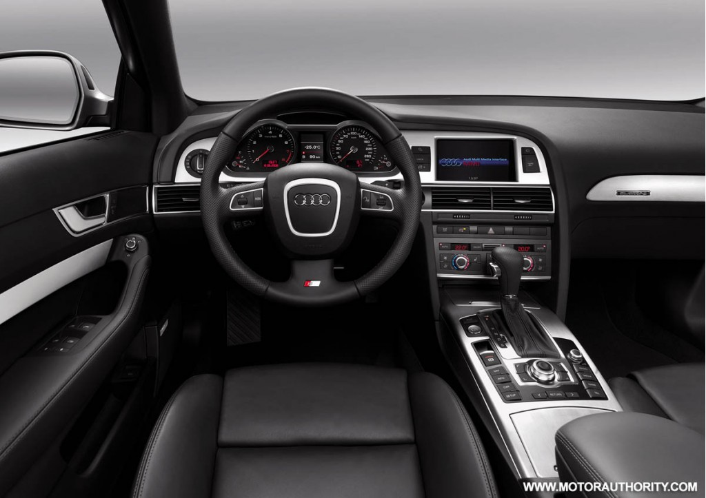 New Audi R8 2018 >> Image: 2009 audi a6 sedan avant allroad facelift 010, size: 1024 x 723, type: gif, posted on ...