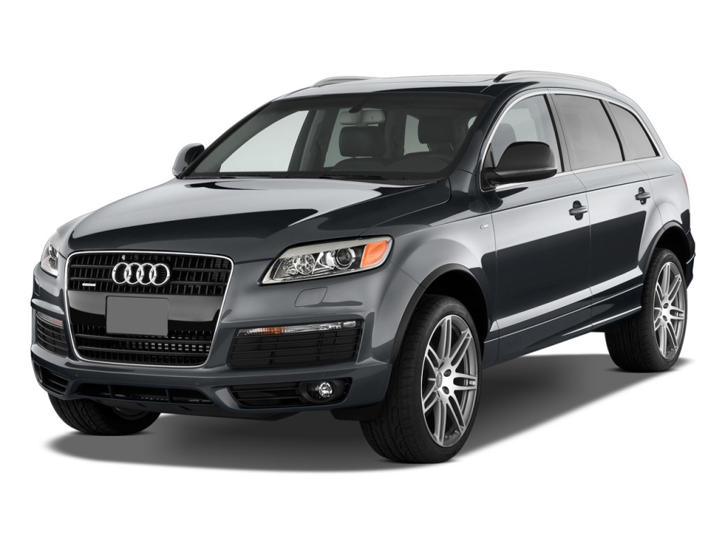 2009 Audi Q7 Review Ratings Specs Prices And Photos The Car Connection