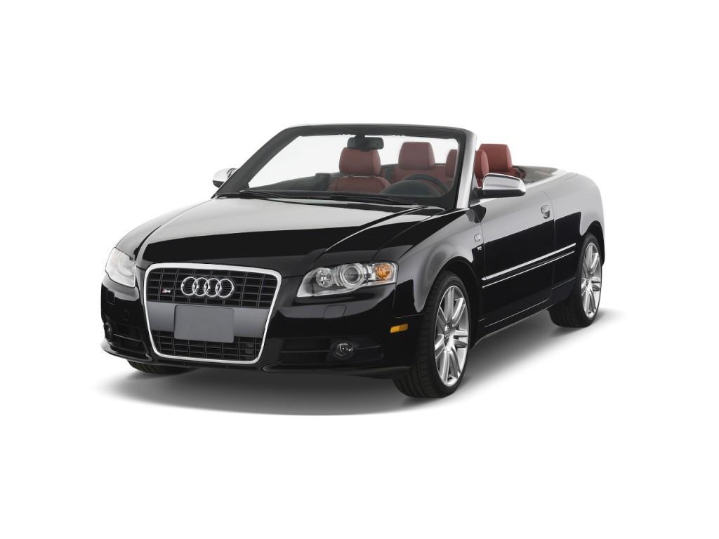image 2009 audi s4 2 door cabriolet auto ltd avail. Black Bedroom Furniture Sets. Home Design Ideas