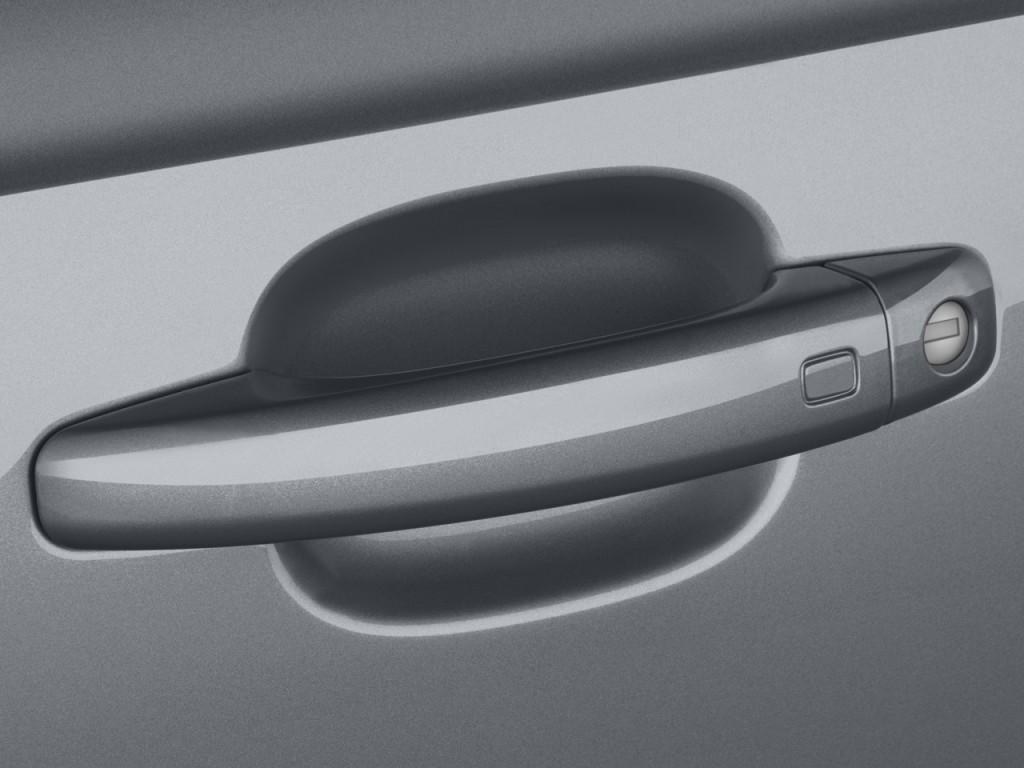 Image: 2009 Audi S5 2-door Coupe Auto Door Handle, size: 1024 x 768 ...
