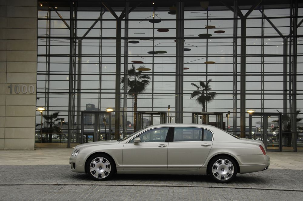 2010 bentley flying spur review ratings specs prices and photos the car connection