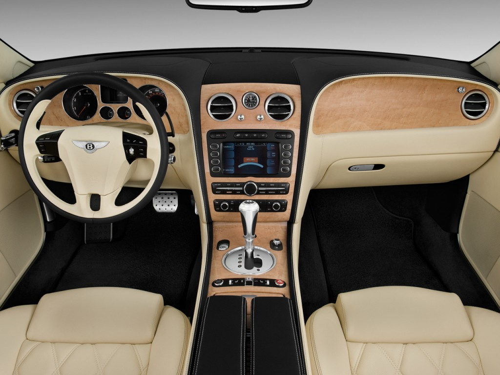 Image: 2009 Bentley Continental GT 2-door Convertible ...