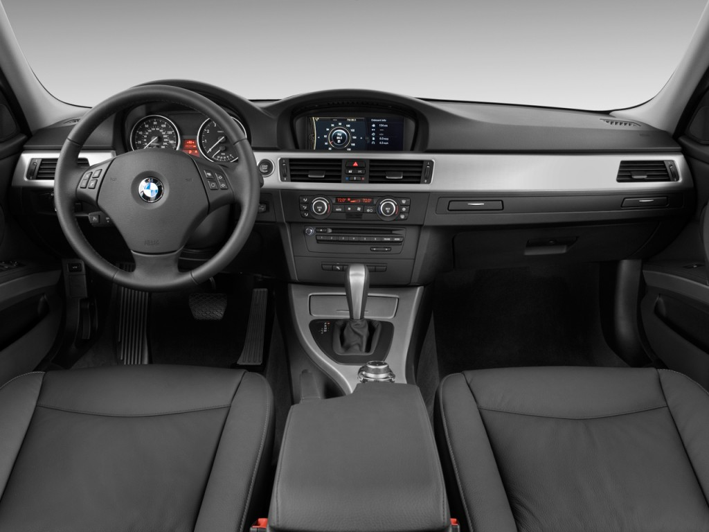 Image 2009 Bmw 3 Series 4 Door Sports Wagon 328i Rwd Dashboard Size 1024 X 768 Type Gif
