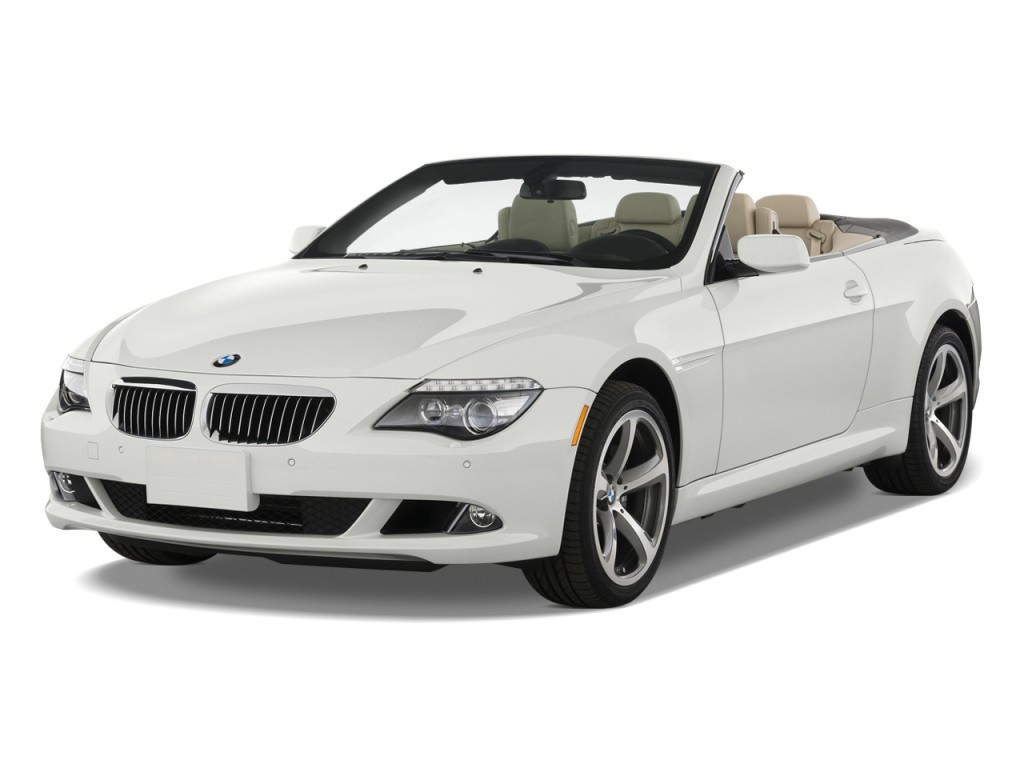 2 Door Convertible >> Image 2009 Bmw 6 Series 2 Door Convertible 650i Angular Front