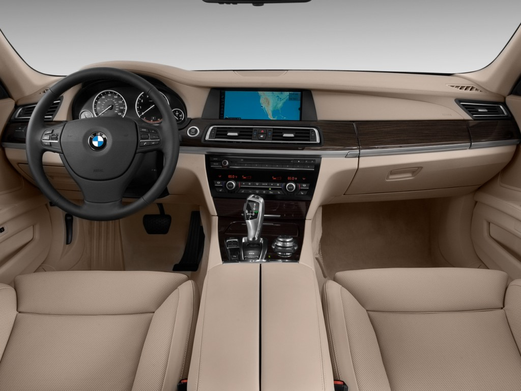 image 2009 bmw 7 series 4 door sedan 750li dashboard size 1024 x 768 type gif posted on. Black Bedroom Furniture Sets. Home Design Ideas