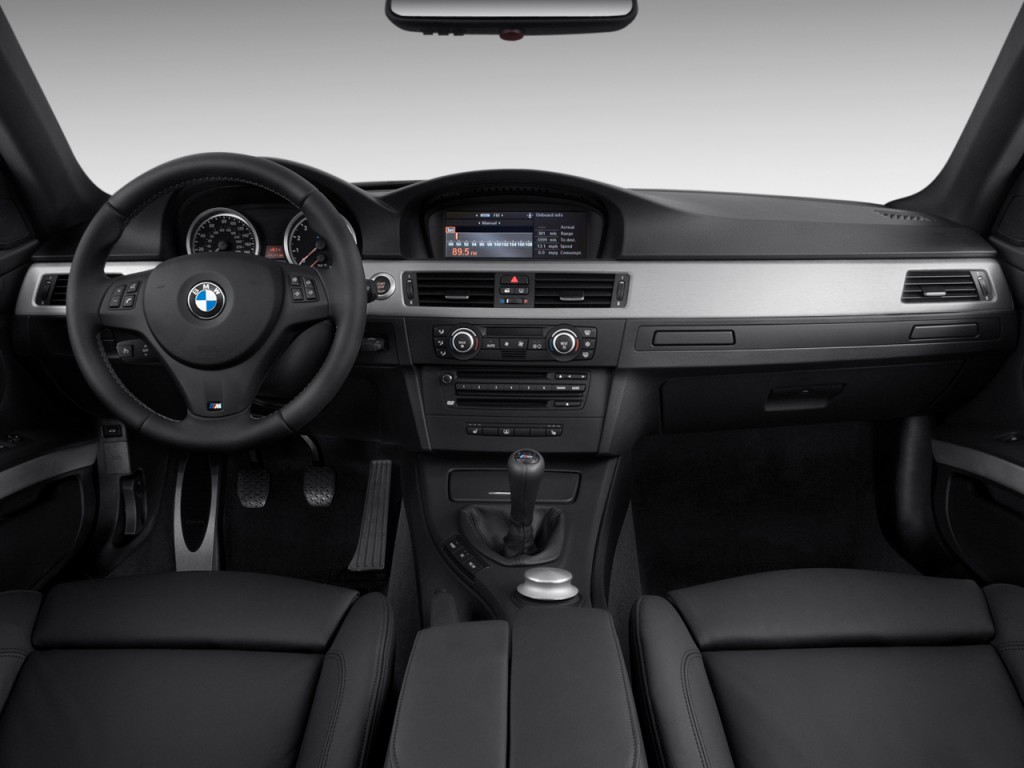 Coupe Series 2009 bmw m3 coupe Image: 2009 BMW M3 2-door Coupe Dashboard, size: 1024 x 768, type ...