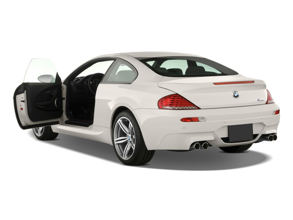 High Quality 2009 BMW M6 2 Door Coupe Open Doors