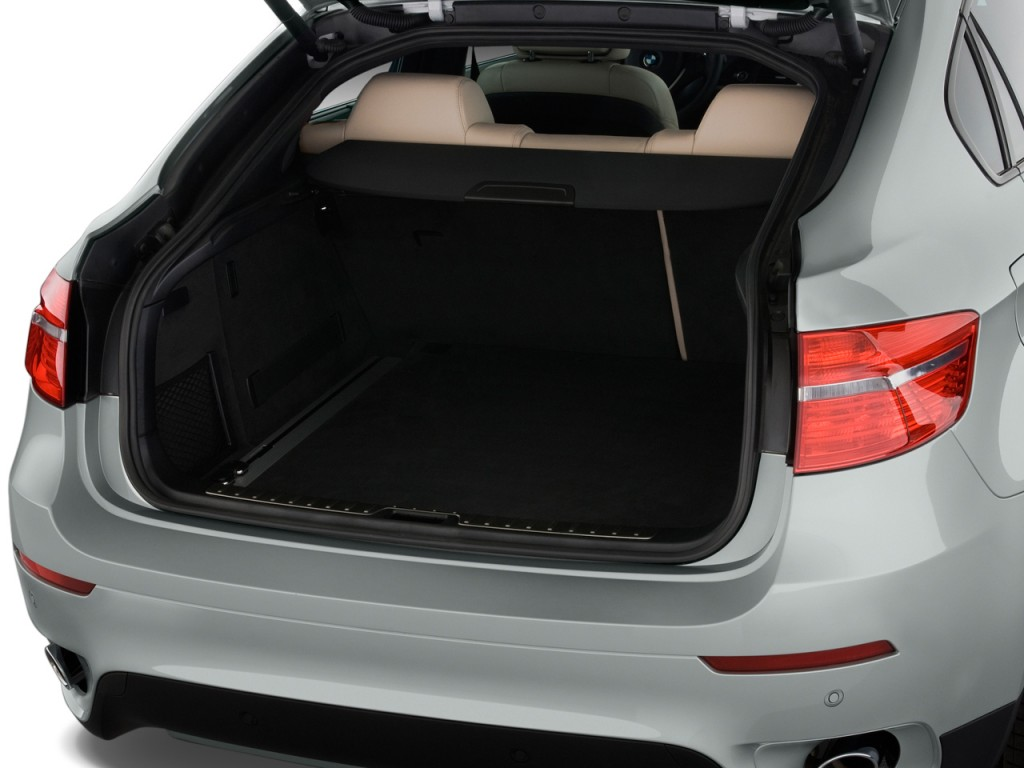 2009 BMW X6-Series AWD 4-door 35i Trunk