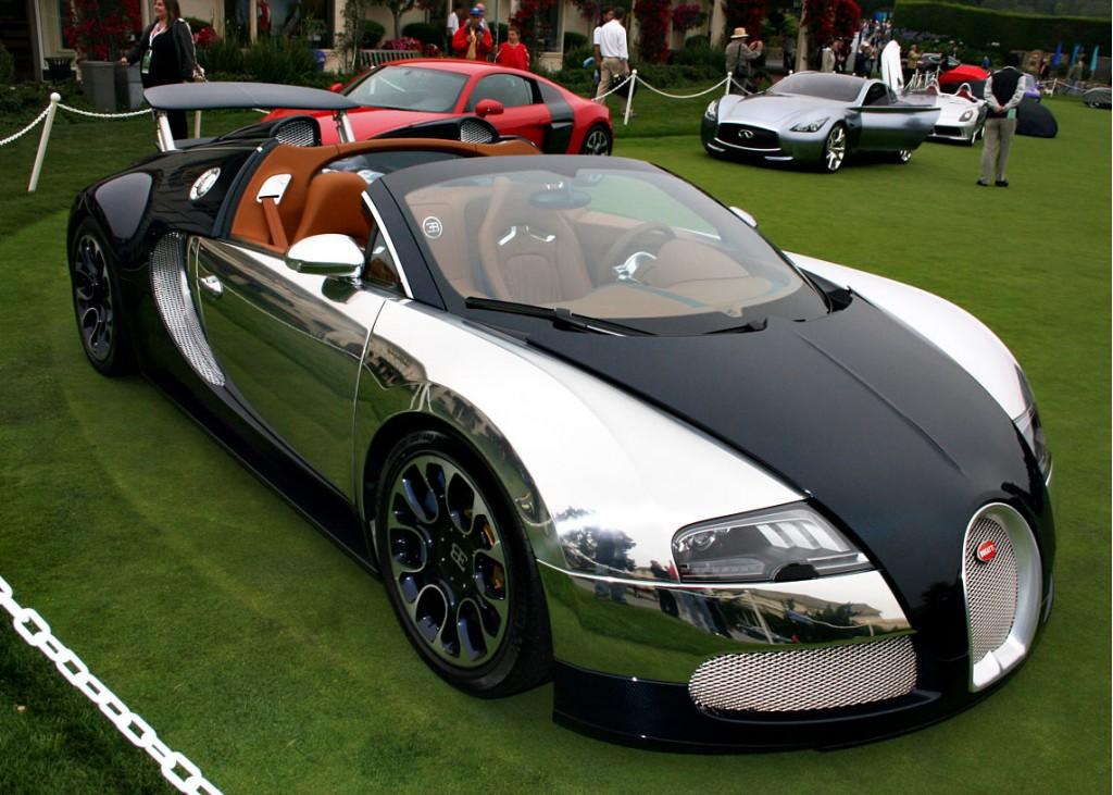 image: 2009 bugatti veyron 16.4 grand sport sang bleu, size: 1024