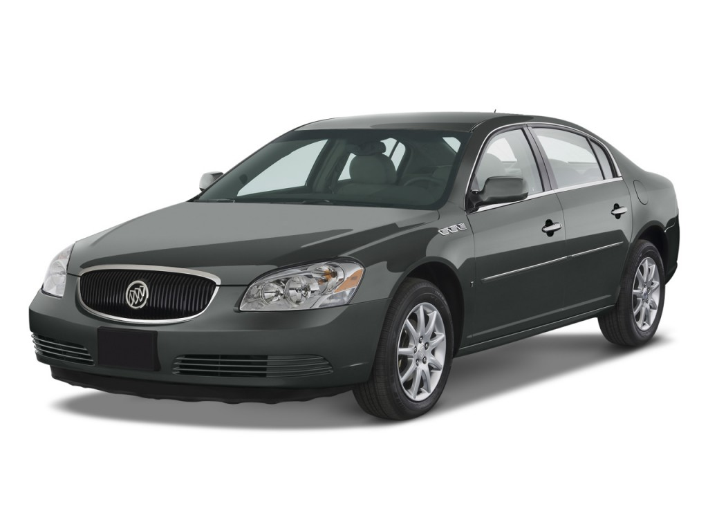 2009 Buick Lucerne Review Ratings Specs Prices And Photos The Car Connection