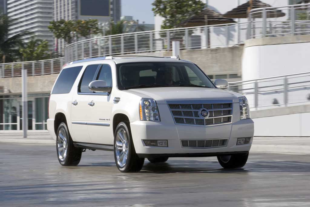 2009 Cadillac Escalade Platinum