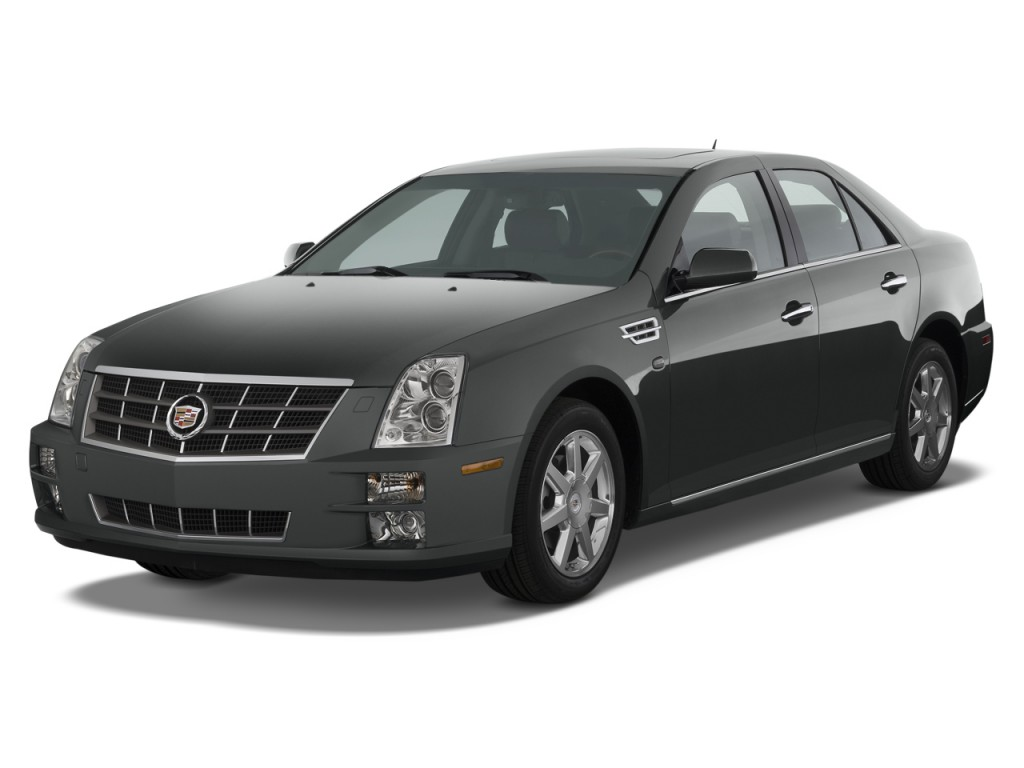 2009 Cadillac Sts Review Ratings Specs Prices And Photos The Car Connection