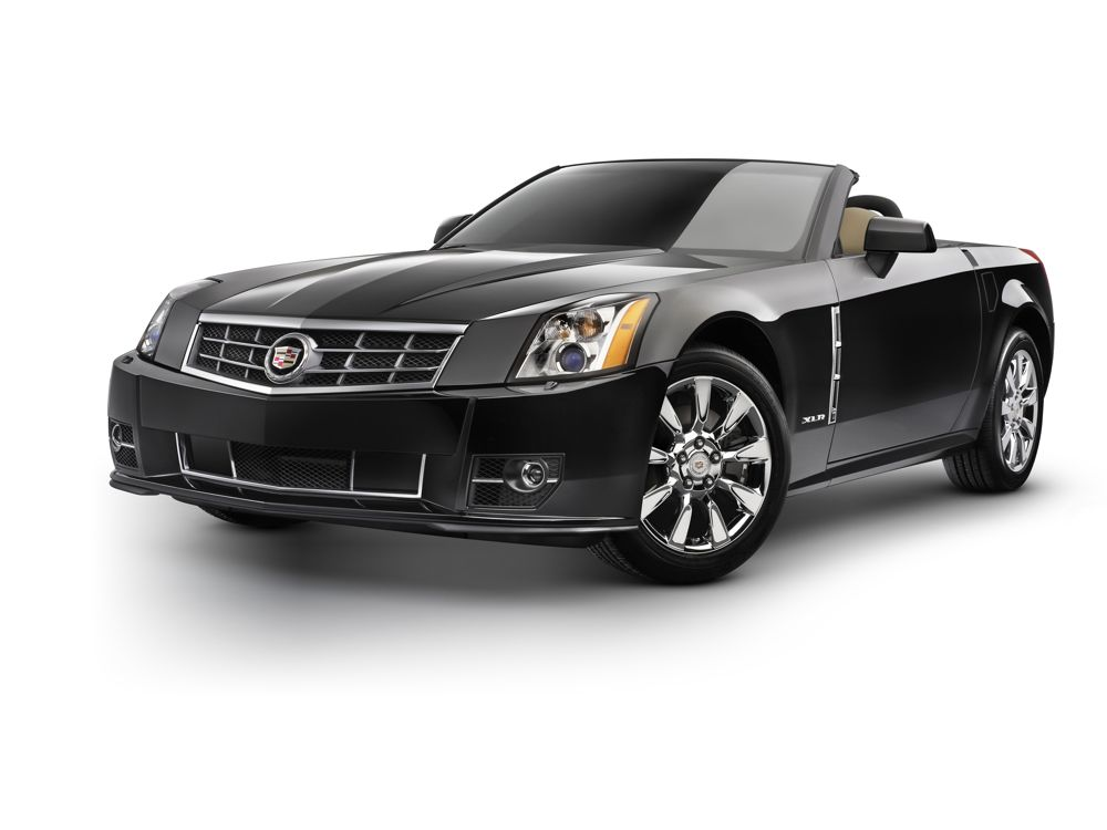 2009 Cadillac XLR Is Officially Official
