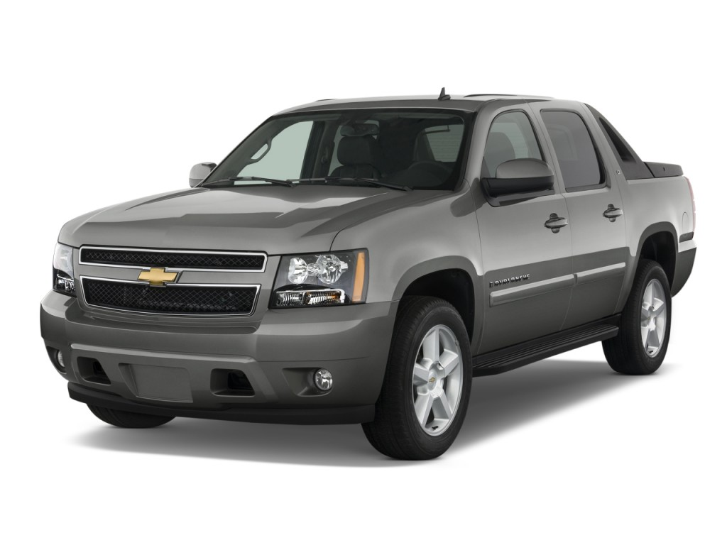 2009 Chevrolet Avalanche (Chevy) Review, Ratings, Specs, Prices, and ...