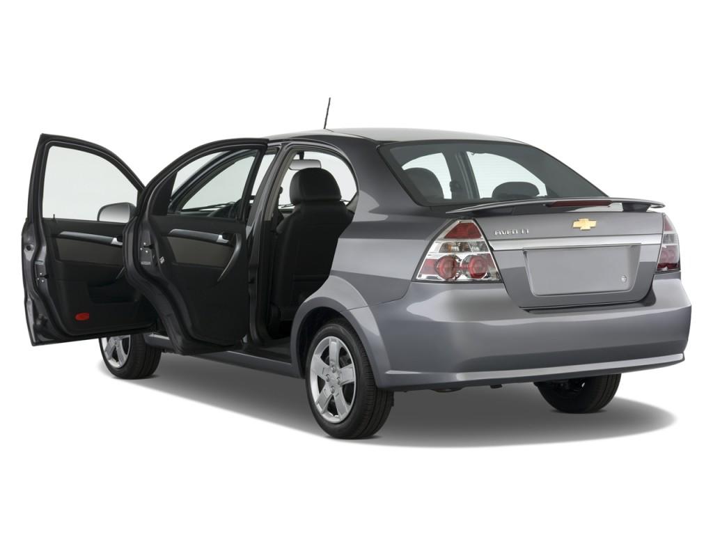 All Chevy chevy aveo 2009 : Image: 2009 Chevrolet Aveo 4-door Sedan LT w/1LT Open Doors, size ...
