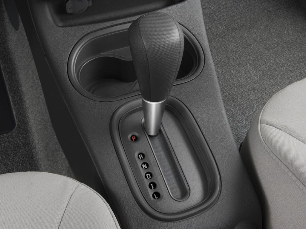 Image 2009 Chevrolet Cobalt 2 Door Coupe Ls Gear Shift