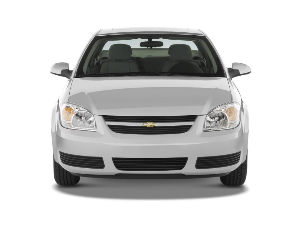 Cobalt chevy cobalt lt 2009 : Image: 2009 Chevrolet Cobalt 2-door Coupe LT w/1LT Front Exterior ...