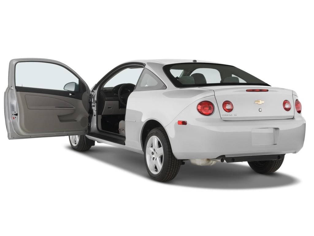 All Chevy chevy 2 door : Image: 2009 Chevrolet Cobalt 2-door Coupe LT w/1LT Open Doors ...