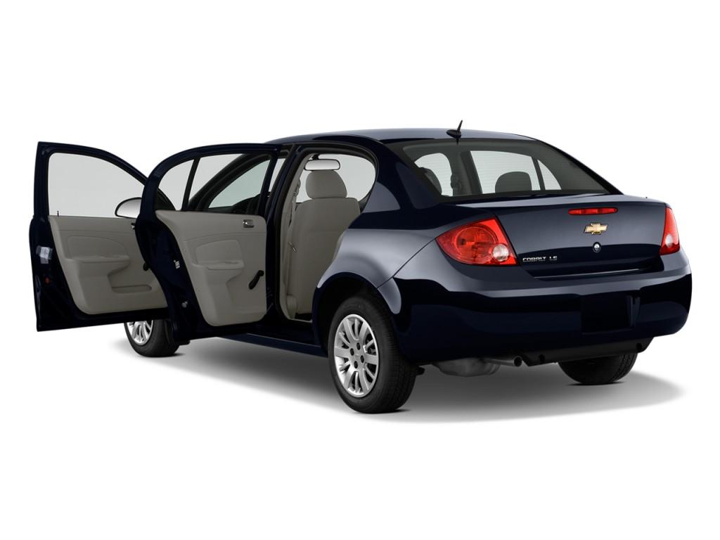 Cobalt chevy cobalt 4 door : Image: 2009 Chevrolet Cobalt 4-door Sedan LS Open Doors, size ...