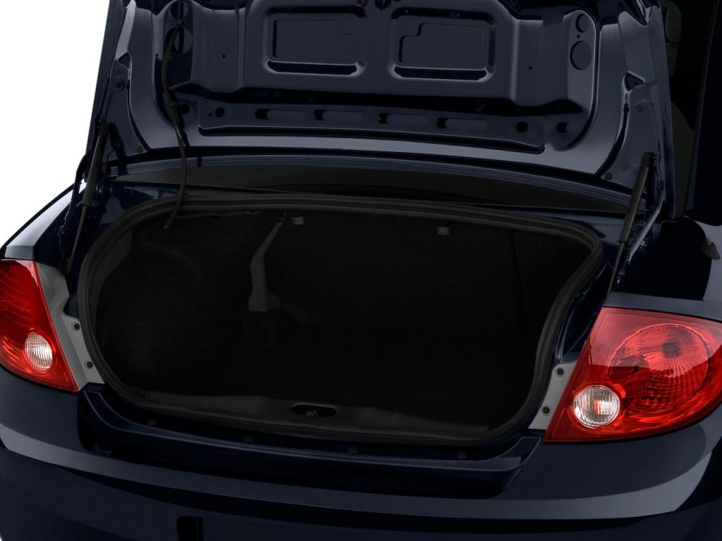 Image: 2009 Chevrolet Cobalt 4-door Sedan LS Trunk, size: 1024 x 768, type: gif, posted on ...