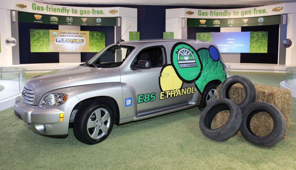 2009 Chevrolet HHR E85