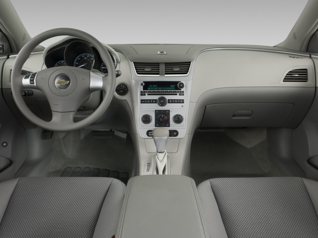 image 2009 chevrolet malibu 4 door sedan ls w 1ls dashboard size 1024 x 768 type gif. Black Bedroom Furniture Sets. Home Design Ideas
