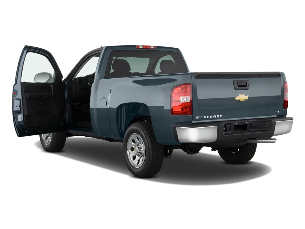 image 2009 chevrolet silverado 1500 2wd reg cab 133 0 lt. Black Bedroom Furniture Sets. Home Design Ideas