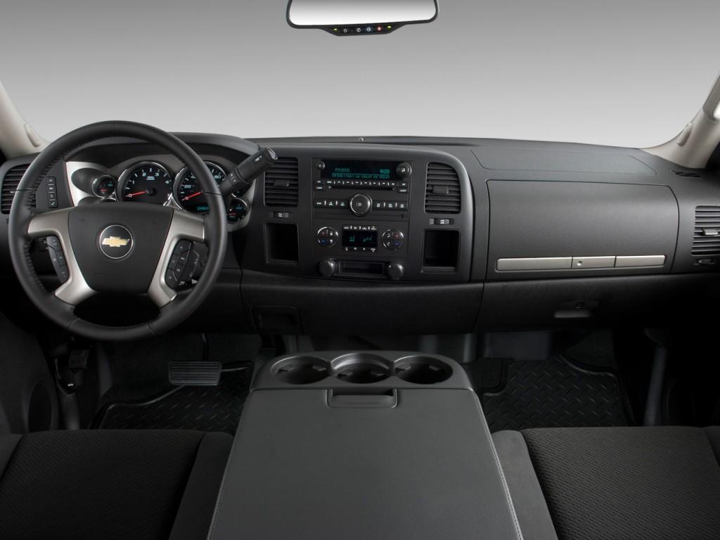 Image: 2009 Chevrolet Silverado 2500HD 2WD Crew Cab 167 ...