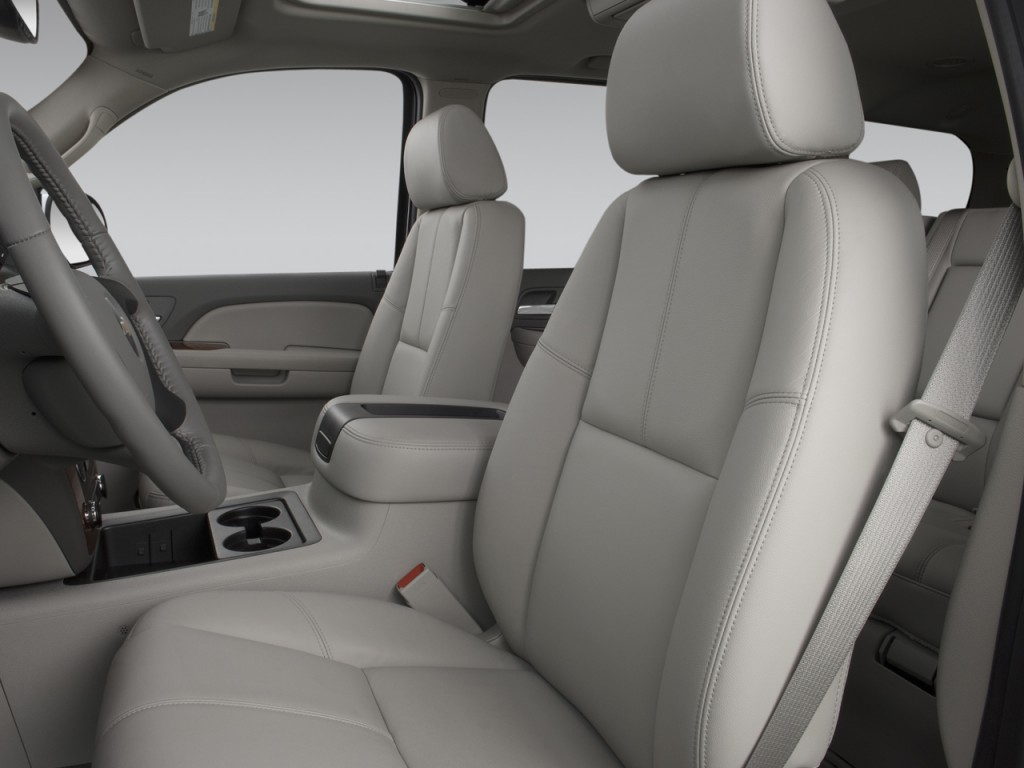 image 2009 chevrolet tahoe hybrid 2wd 4 door front seats size 1024 x 768 type gif posted. Black Bedroom Furniture Sets. Home Design Ideas